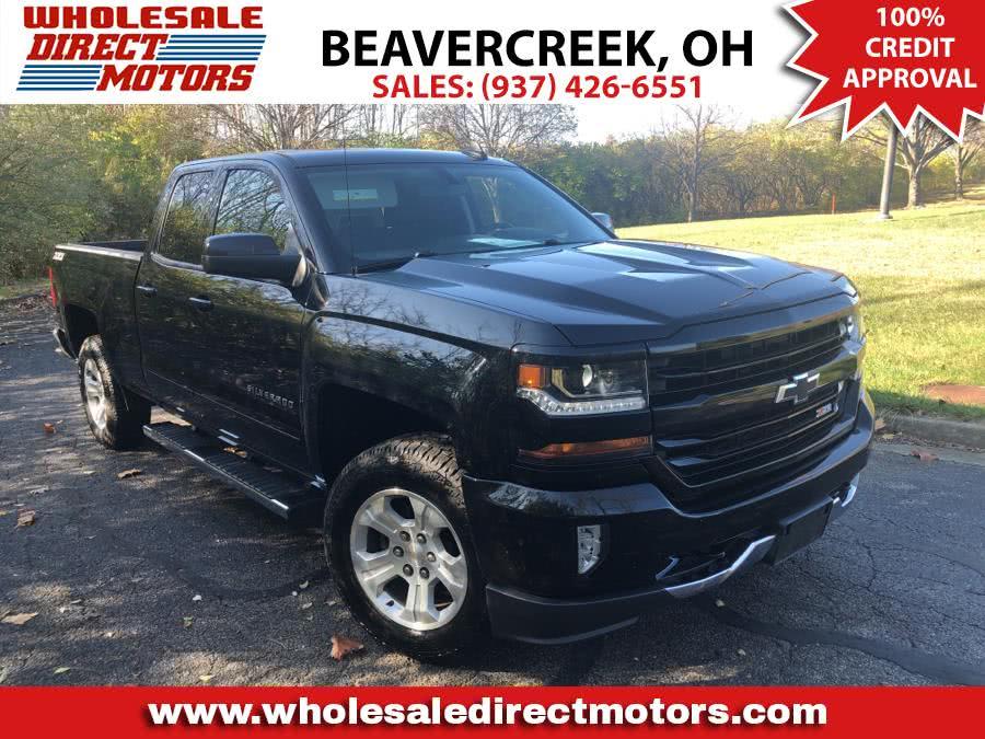 Used 2017 Chevrolet Silverado 1500 in Beavercreek, Ohio | Wholesale Direct Motors. Beavercreek, Ohio