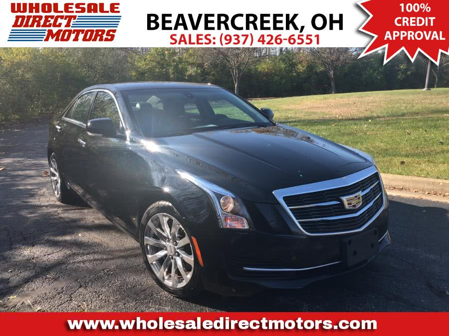 Used 2017 Cadillac ATS Sedan in Beavercreek, Ohio | Wholesale Direct Motors. Beavercreek, Ohio