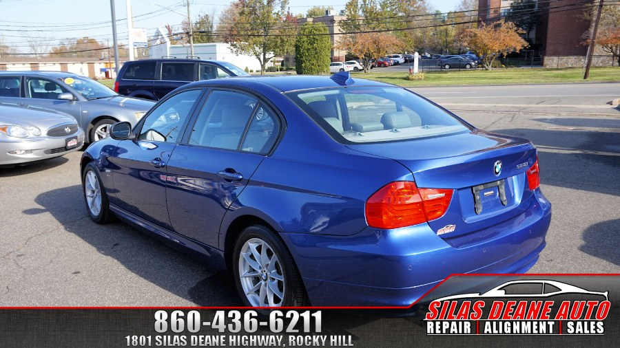 Used BMW 3 Series 4dr Sdn 328i xDrive AWD 2010 | Silas Deane Auto LLC. Rocky Hill , Connecticut