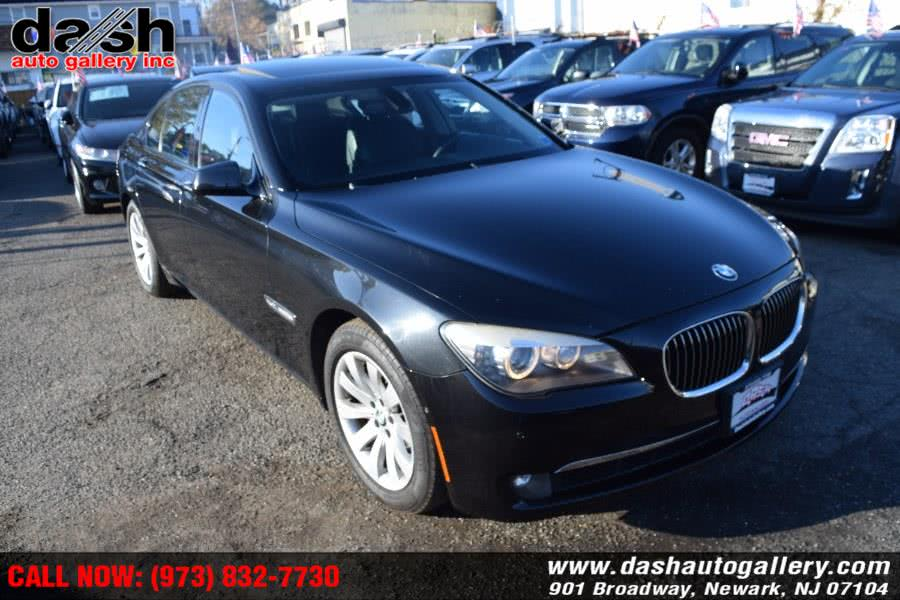 Used BMW 7 Series 4dr Sdn 750i xDrive AWD 2010 | Dash Auto Gallery Inc.. Newark, New Jersey