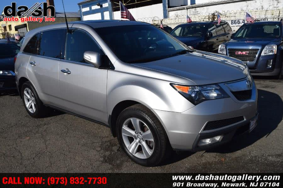 Used Acura MDX AWD 4dr 2011 | Dash Auto Gallery Inc.. Newark, New Jersey