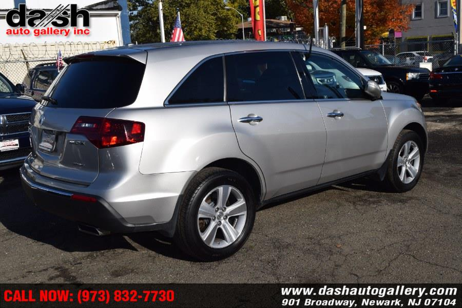 Used Acura MDX AWD 4dr 2011   Dash Auto Gallery Inc.. Newark, New Jersey