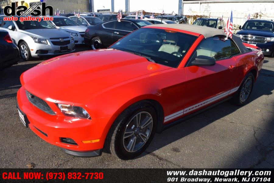 Used Ford Mustang 2dr Conv V6 2012 | Dash Auto Gallery Inc.. Newark, New Jersey