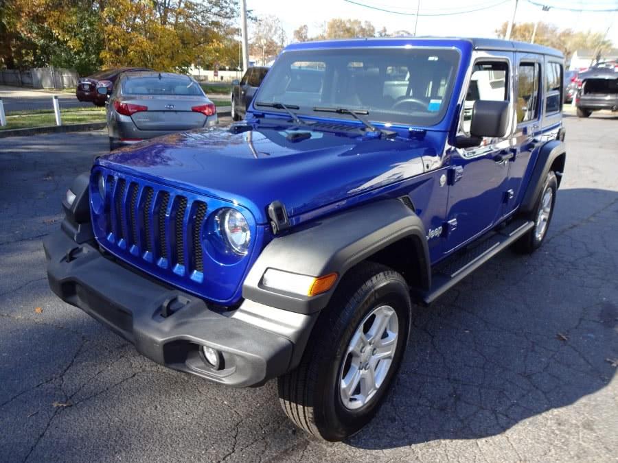 Used 2018 Jeep Wrangler Unlimited in Islip, New York | Mint Auto Sales. Islip, New York