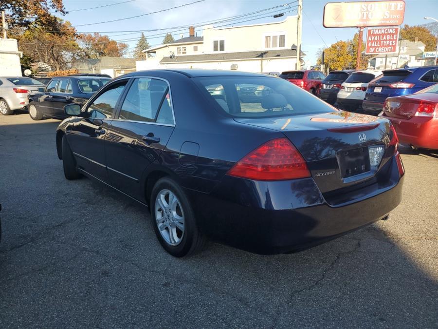 Used Honda Accord Sdn EX AT 2006 | Absolute Motors Inc. Springfield, Massachusetts