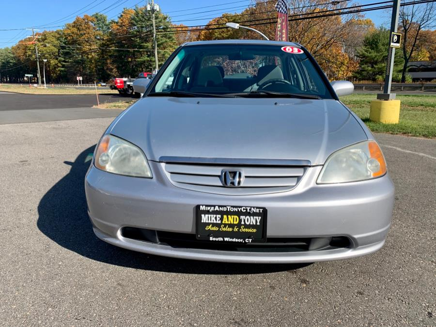 Used Honda Civic 4dr Sdn EX Auto 2003 | Mike And Tony Auto Sales, Inc. South Windsor, Connecticut