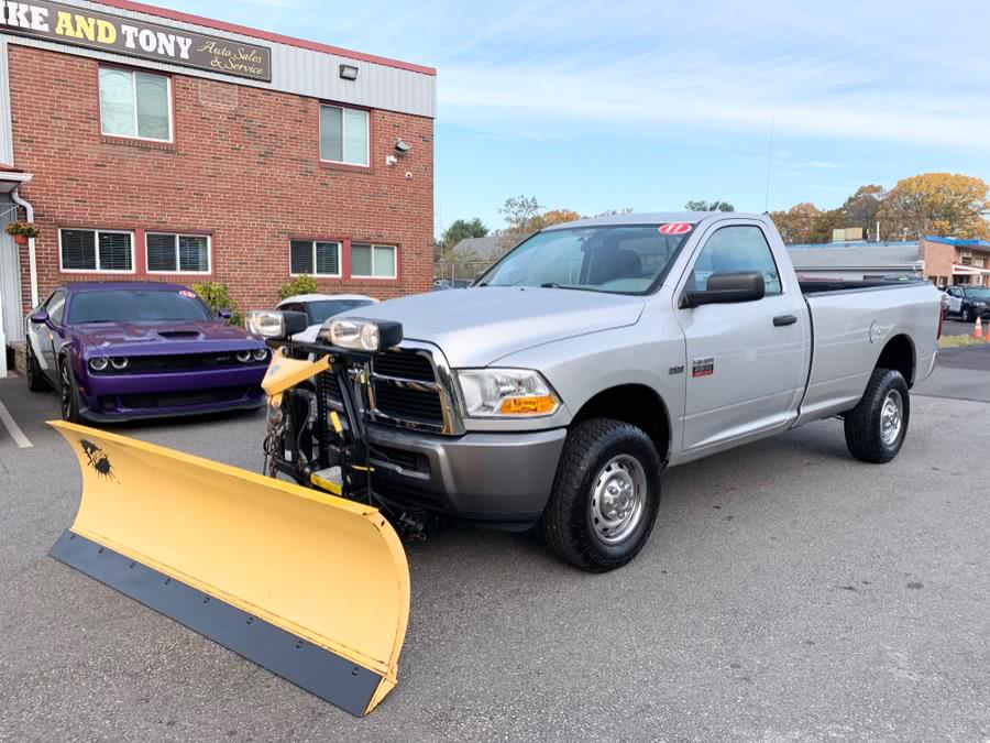 "Used Ram 2500 4WD Reg Cab 140.5"" ST 2011 