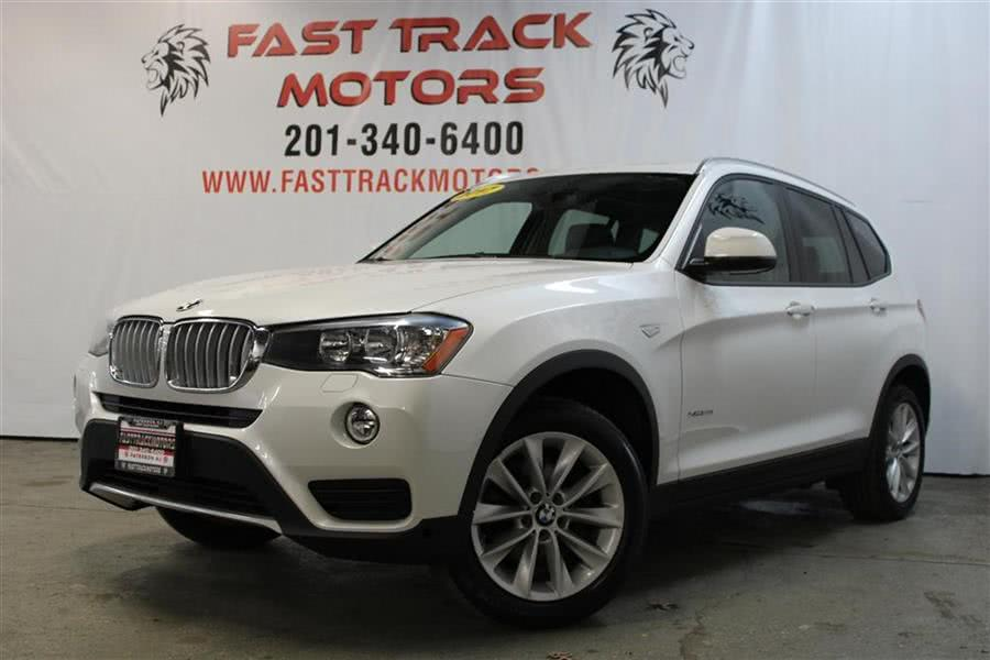 Used 2017 BMW X3 in Paterson, New Jersey | Fast Track Motors. Paterson, New Jersey