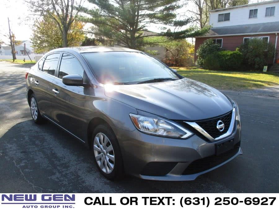 Used 2017 Nissan Sentra in West Babylon, New York | New Gen Auto Group. West Babylon, New York