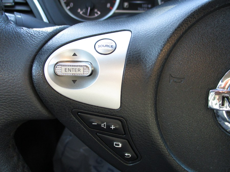 Used Nissan Sentra SV CVT 2017   New Gen Auto Group. West Babylon, New York