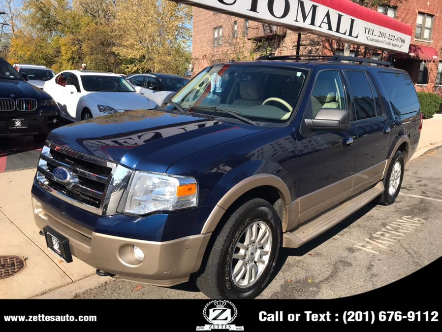 Used Ford Expedition EL 4WD 4dr XLT 2011 | Zettes Auto Mall. Jersey City, New Jersey