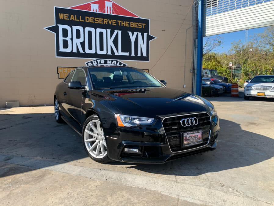 Used 2015 Audi A5 in Brooklyn, New York | Brooklyn Auto Mall LLC. Brooklyn, New York