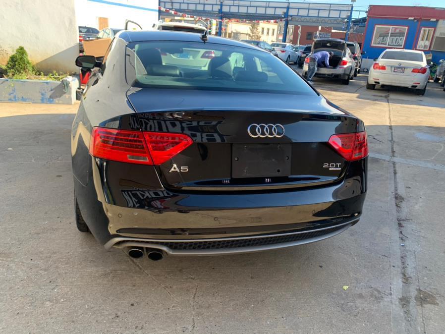Used Audi A5 2dr Cpe Auto quattro 2.0T Premium Plus 2015 | Brooklyn Auto Mall LLC. Brooklyn, New York