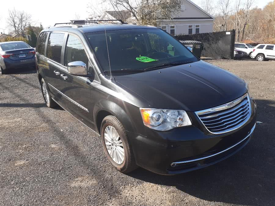 Used Chrysler Town & Country 4dr Wgn Limited 2012 | Auto Drive Sales And Service. Berlin, Connecticut
