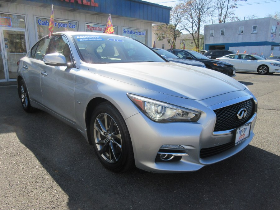Used INFINITI Q50 3.0t Sport AWD 2017   Route 27 Auto Mall. Linden, New Jersey