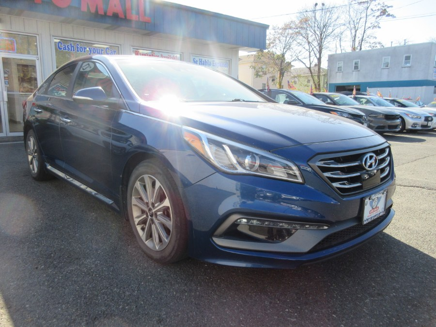 Used Hyundai Sonata Limited 2.4L PZEV 2017 | Route 27 Auto Mall. Linden, New Jersey