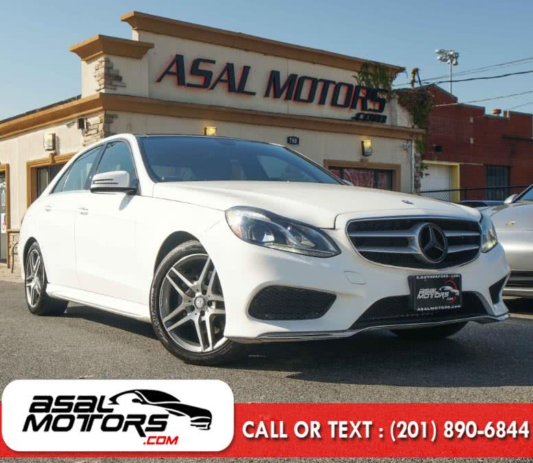 Used Mercedes-Benz E-Class 4dr Sdn E350 Sport 4MATIC 2014 | Asal Motors. East Rutherford, New Jersey