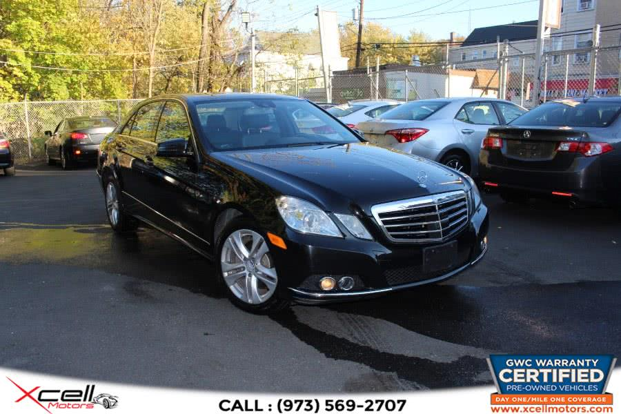 Used 2010 Mercedes-Benz E350 Sport 4MATIC in Paterson, New Jersey | Xcell Motors LLC. Paterson, New Jersey