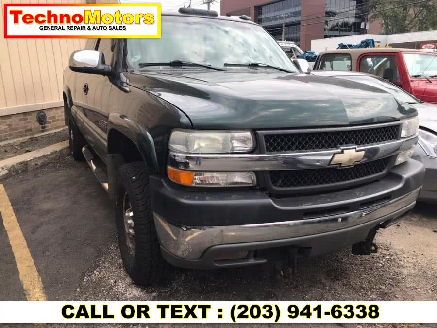 Used 2001 Chevrolet Silverado 2500HD in Danbury , Connecticut | Techno Motors . Danbury , Connecticut