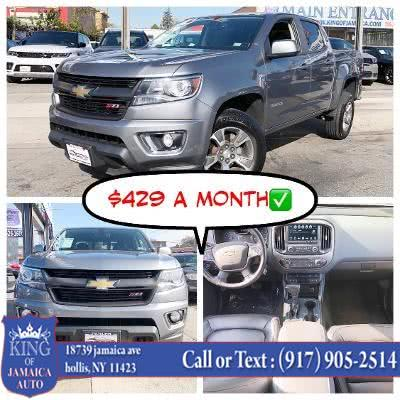 """2018 Chevrolet Colorado 4WD Crew Cab 128.3"""" Z71, available for sale in Hollis, NY"""