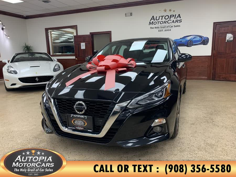Used 2020 Nissan Altima in Union, New Jersey | Autopia Motorcars Inc. Union, New Jersey