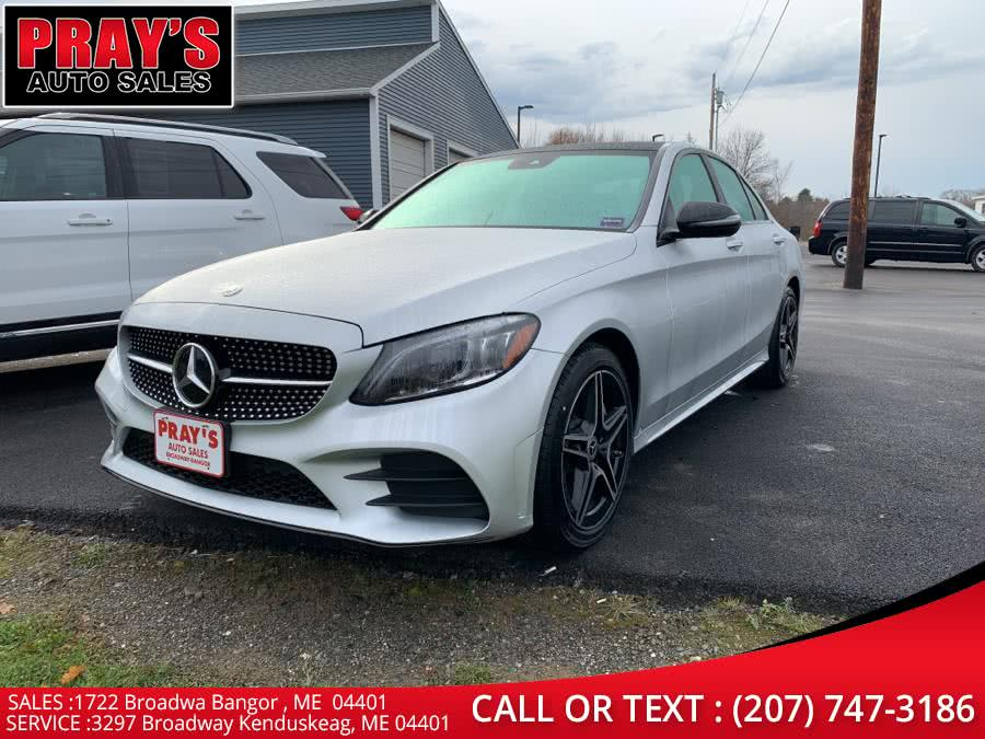 Used Mercedes-Benz C-Class C 300 4MATIC Sedan 2020 | Pray's Auto Sales . Bangor , Maine