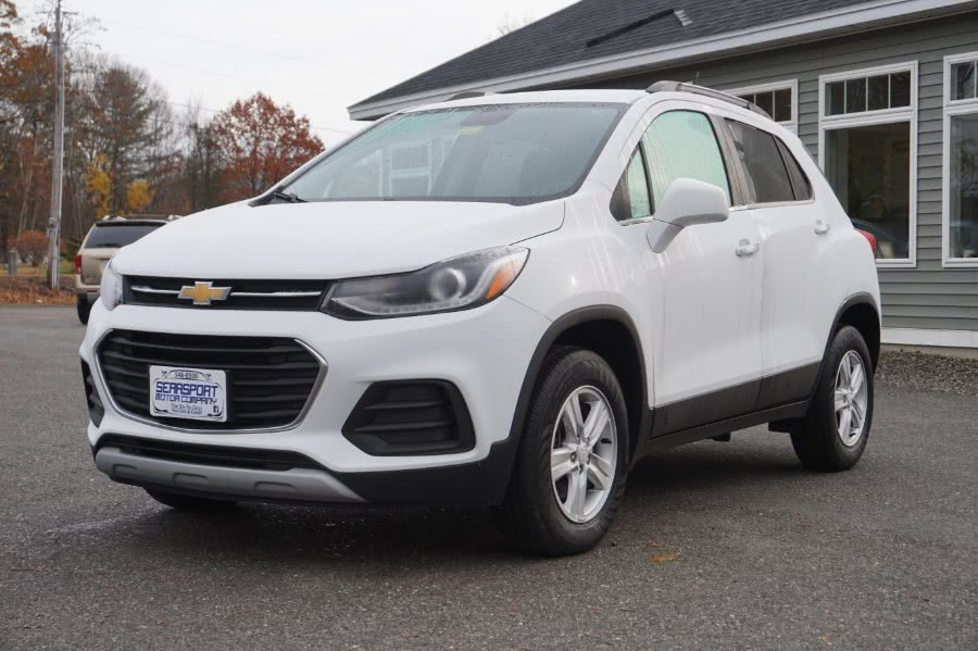 Used Chevrolet Trax AWD 4dr LT 2017 | Rockland Motor Company. Rockland, Maine