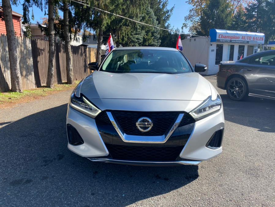 Used Nissan Maxima SV 3.5L 2020 | Champion Auto Sales. Rahway, New Jersey