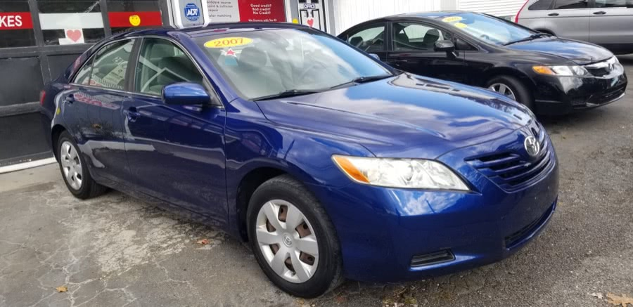 Used 2007 Toyota Camry in Milford, Connecticut | Adonai Auto Sales LLC. Milford, Connecticut