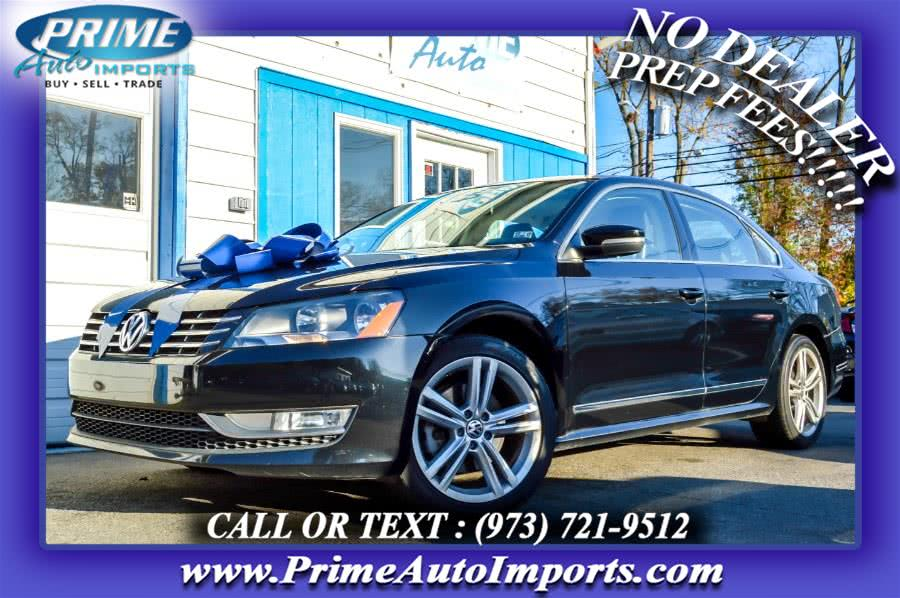 Used 2015 Volkswagen Passat in Bloomingdale, New Jersey | Prime Auto Imports. Bloomingdale, New Jersey