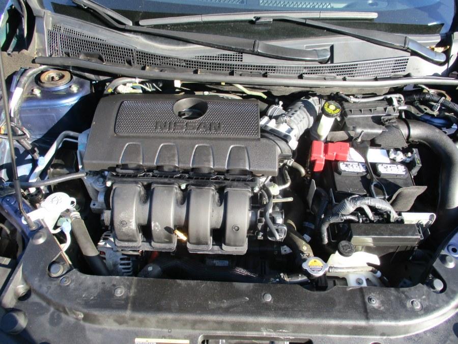 Used Nissan Sentra SV CVT 2017 | Universal Motors LLC. New Britain, Connecticut