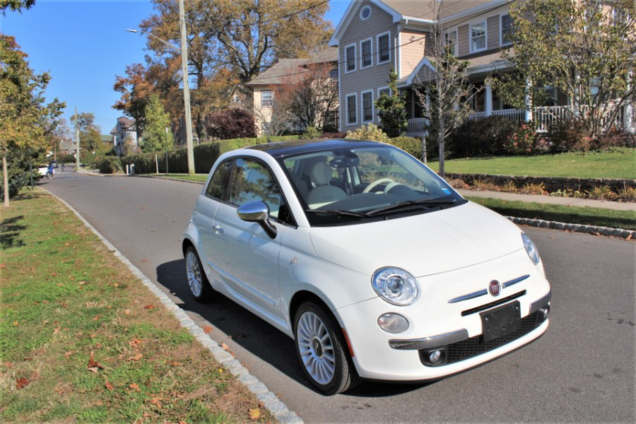 2017 FIAT 500 Lounge Hatch, available for sale in Great Neck, NY