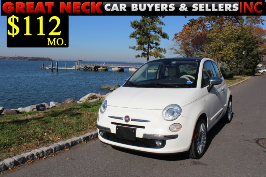 Used 2017 FIAT 500 in Great Neck, New York