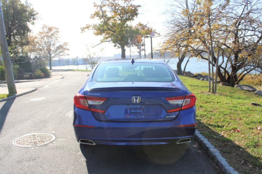 2018 Honda Accord Sedan Sport, available for sale in Great Neck, NY