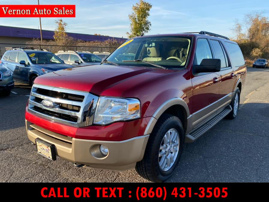 Used Ford Expedition EL 4WD 4dr XLT 2014 | Vernon Auto Sale & Service. Manchester, Connecticut