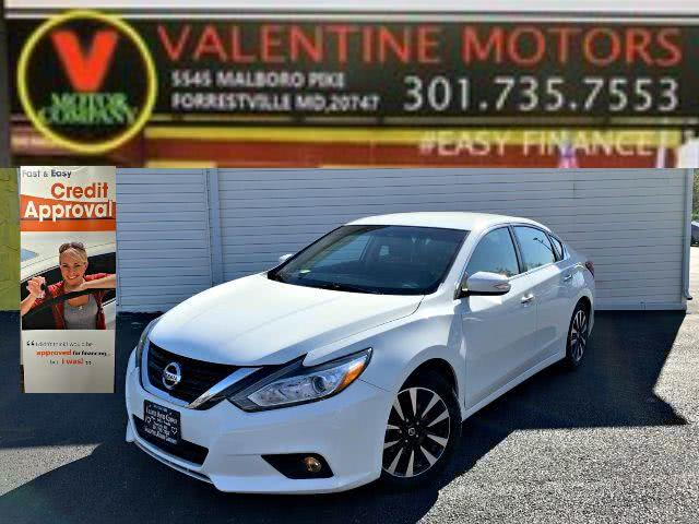 Used 2018 Nissan Altima in Forestville, Maryland | Valentine Motor Company. Forestville, Maryland