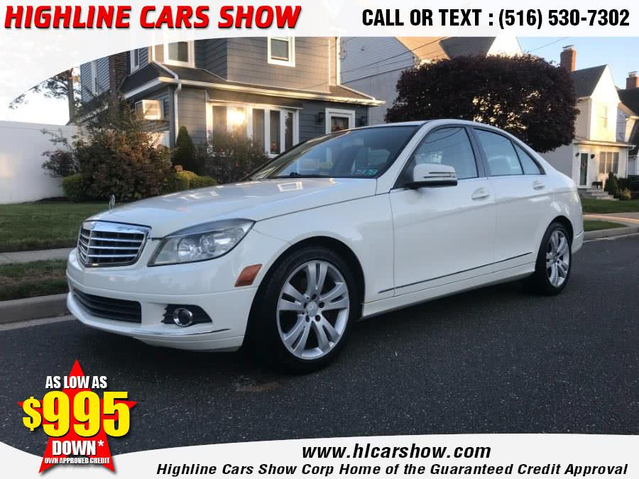 Used 2010 Mercedes-Benz C-Class in West Hempstead, New York | Highline Cars Show Corp. West Hempstead, New York