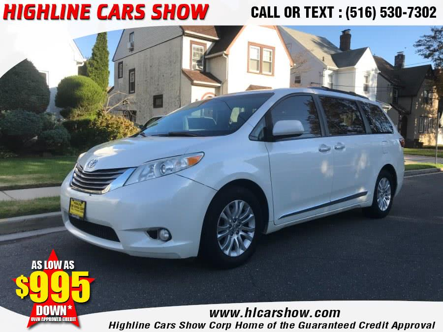 Used Toyota Sienna 5dr 8-Pass Van XLE FWD (Natl) 2015 | Highline Cars Show Corp. West Hempstead, New York