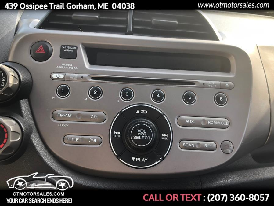 Used Honda Fit 5dr HB Auto Sport 2011 | Ossipee Trail Motor Sales. Gorham, Maine