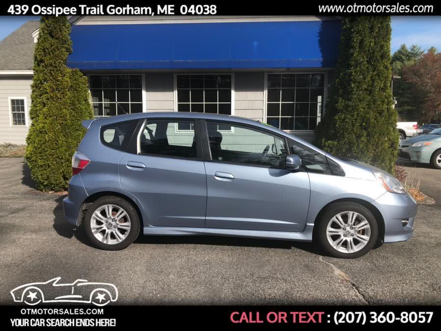 Used 2011 Honda Fit in Gorham, Maine | Ossipee Trail Motor Sales. Gorham, Maine