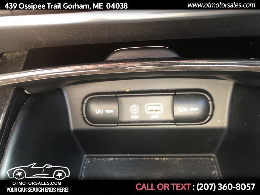 Used Kia Sorento EX V6 AWD 2017 | Ossipee Trail Motor Sales. Gorham, Maine