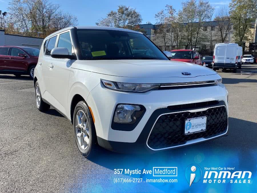 Used 2020 Kia Soul in Medford, Massachusetts | Inman Motors Sales. Medford, Massachusetts