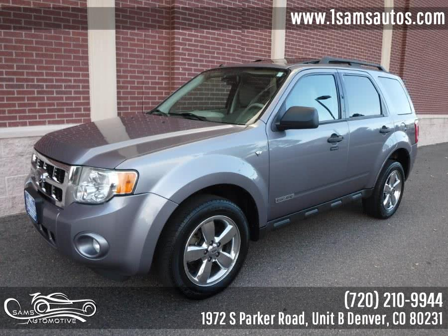 Used 2008 Ford Escape in Denver, Colorado | Sam's Automotive. Denver, Colorado