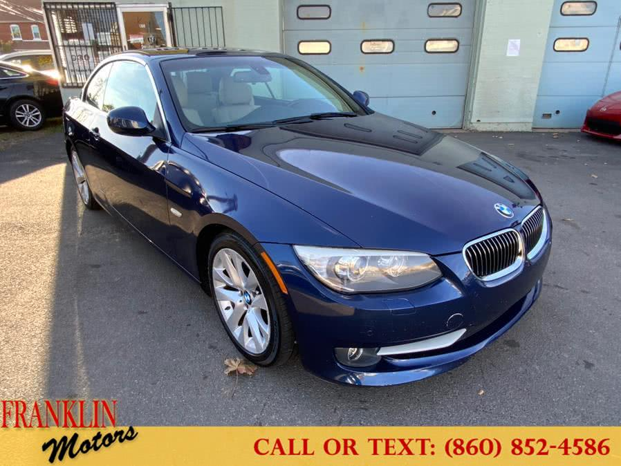 Used 2012 BMW 3 Series in Hartford, Connecticut | Franklin Motors Auto Sales LLC. Hartford, Connecticut