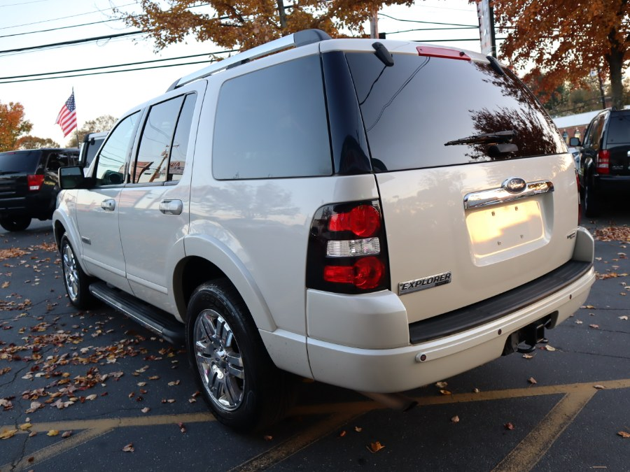 """Used Ford Explorer 4dr 114"""" WB 4.0L Limited 4WD 2006 