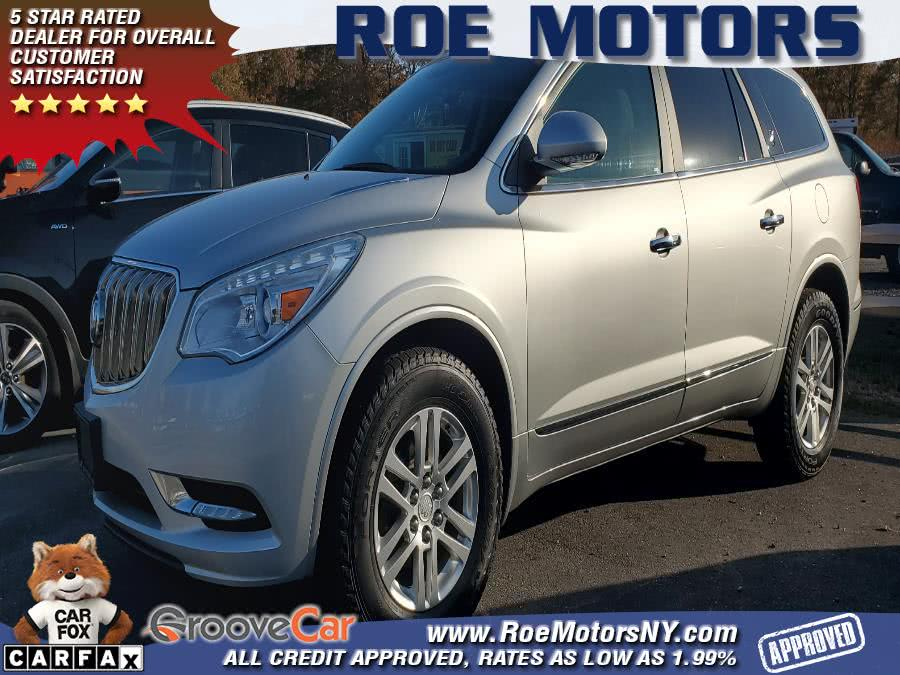Used 2014 Buick Enclave in Shirley, New York   Roe Motors Ltd. Shirley, New York