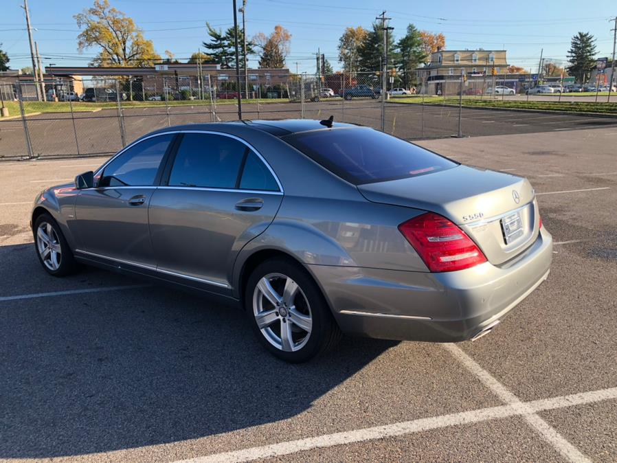 Used Mercedes-Benz S-Class 4dr Sdn S550 4MATIC 2012 | Eugen's Auto Sales & Repairs. Philadelphia, Pennsylvania