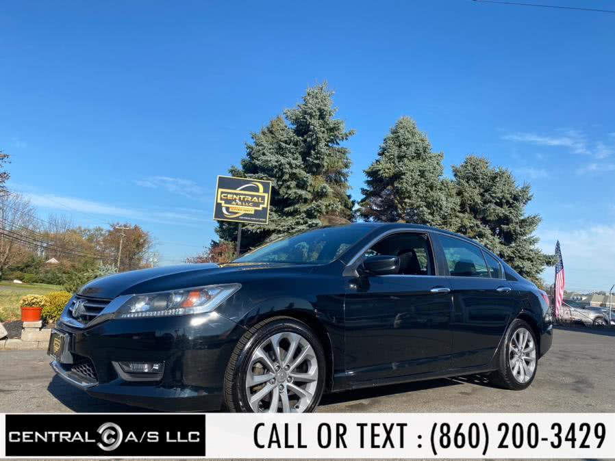 Used 2015 Honda Accord Sedan in East Windsor, Connecticut | Central A/S LLC. East Windsor, Connecticut