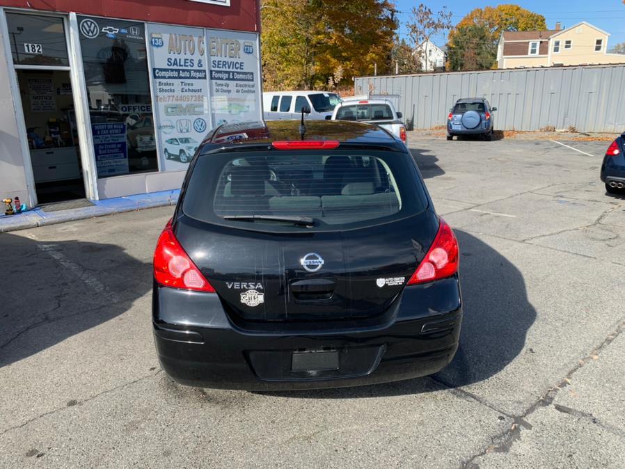 Used Nissan Versa 5dr HB CVT 1.8 SL 2012 | Rt 138 Auto Center Inc . Taunton, Massachusetts