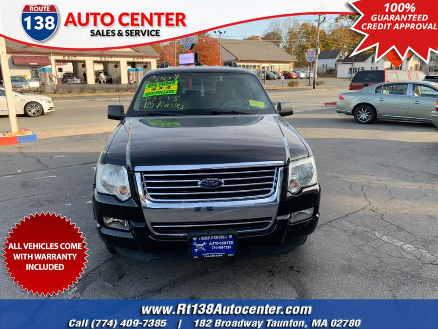 Used 2008 Ford Explorer in Taunton, Massachusetts | Rt 138 Auto Center Inc . Taunton, Massachusetts